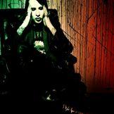 Imagem do artista Marilyn Manson