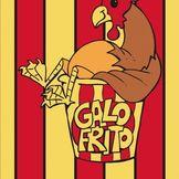 Imagem do artista Galo Frito