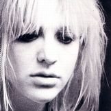 Imagem do artista Courtney Love