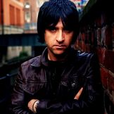 Imagem do artista Johnny Marr