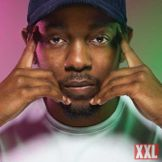 Imagem do artista Kendrick Lamar