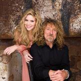 Imagem do artista Robert Plant & Alison Krauss