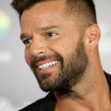 Imagem do artista Ricky Martin