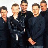 Imagem do artista Boyzone