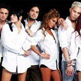 Imagem do artista RBD
