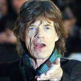 Imagem do artista Mick Jagger