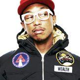 Imagem do artista Pharrell Williams