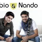 Imagem do artista Fabio e Nando