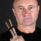 Imagem do artista Phil Collins