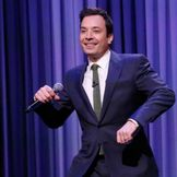 Imagem do artista Jimmy Fallon
