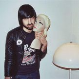Imagem do artista Crystal Castles