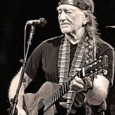 Imagem do artista Willie Nelson
