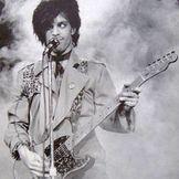 Imagem do artista Prince
