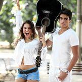 Imagem do artista Juliani e Bruno
