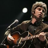 Imagem do artista Noel Gallagher