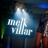 Imagem do artista Melk Villar