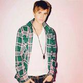 Imagem do artista Justin Bieber