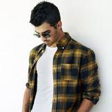 Imagem do artista Joe Jonas
