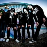 Imagem do artista Hollywood Undead