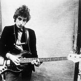 Imagem do artista Bob Dylan