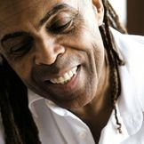 Imagem do artista Gilberto Gil