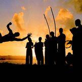 Imagem do artista Abadá Capoeira