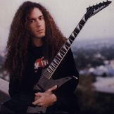 Imagem do artista Marty Friedman