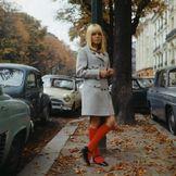 Imagen del artista France Gall