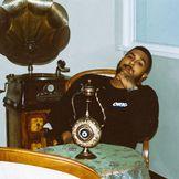 Imagem do artista Baco Exu do Blues