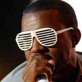 Imagen del artista Kanye West