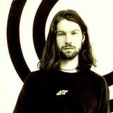 Imagem do artista Aphex Twin