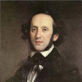 Imagem do artista Felix Mendelssohn