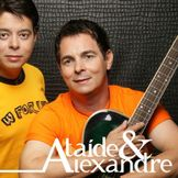 Imagem do artista Althair e Alexandre