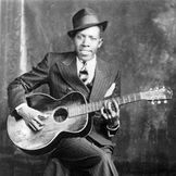 Imagem do artista Robert Johnson