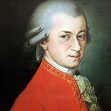 Imagem do artista Wolfgang Amadeus Mozart