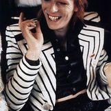 Imagen del artista David Bowie