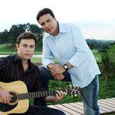 Imagem do artista André e Adriano