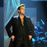 Imagem do artista Robbie Williams