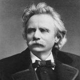 Imagem do artista Edvard Grieg