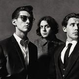 Imagem do artista Arctic Monkeys