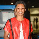 Imagem do artista Jacob Latimore