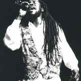 Imagem do artista Dennis Brown
