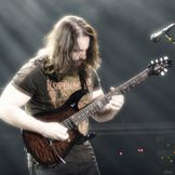 Imagem do artista John Petrucci