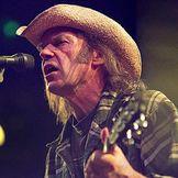 Imagem do artista Neil Young