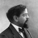 Imagem do artista Claude Debussy
