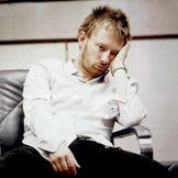 Imagem do artista Thom Yorke