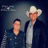 Imagem do artista Felipe e Falcão