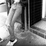Imagem do artista Joey Ramone
