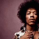 Imagen del artista Jimi Hendrix