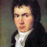 Imagem do artista Ludwig Van Beethoven